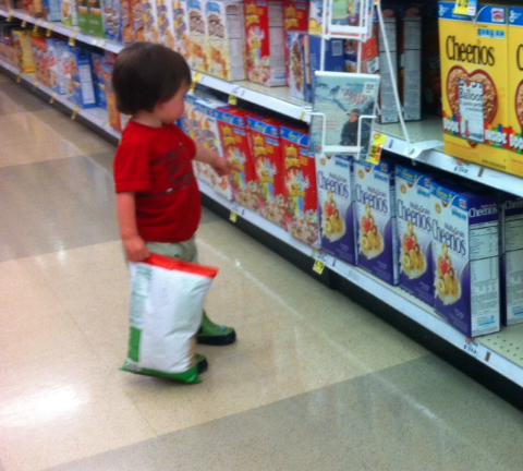 Cereal and Proficiency: Two Things Americans Can't Live Without