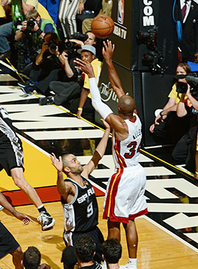 The Shot: A Valuable Lesson About Timing From The NBA Finals
