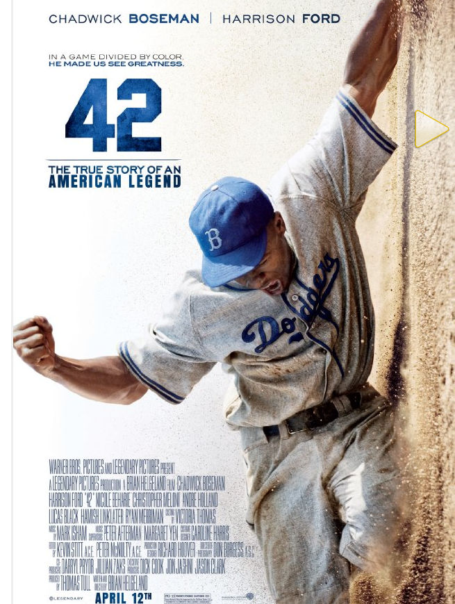 "What Battles Are You Fighting? A review of ""42"""